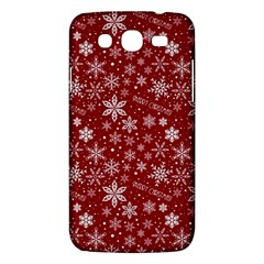 Merry Christmas Pattern Samsung Galaxy Mega 5 8 I9152 Hardshell Case
