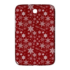 Merry Christmas Pattern Samsung Galaxy Note 8 0 N5100 Hardshell Case