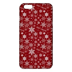 Merry Christmas Pattern Iphone 6 Plus/6s Plus Tpu Case by Nexatart