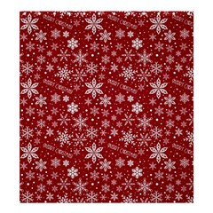 Merry Christmas Pattern Shower Curtain 66  X 72  (large)  by Nexatart