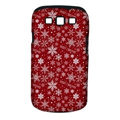Merry Christmas Pattern Samsung Galaxy S Iii Classic Hardshell Case (pc+silicone) by Nexatart