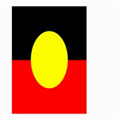Flag Of Australian Aborigines Small Garden Flag (two Sides)