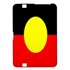 Flag Of Australian Aborigines Kindle Fire Hd 8 9  by Nexatart