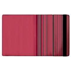 Lines Apple Ipad 2 Flip Case by ValentinaDesign