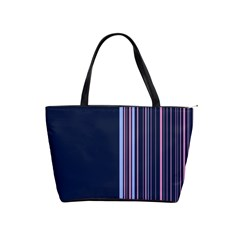 Lines Shoulder Handbags by ValentinaDesign