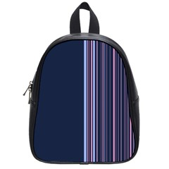 Lines School Bags (small)  by ValentinaDesign