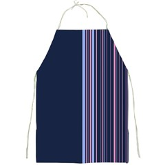 Lines Full Print Aprons by ValentinaDesign