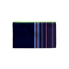 Lines Cosmetic Bag (xs) by ValentinaDesign