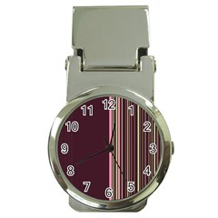 Lines Money Clip Watches by ValentinaDesign