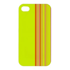 Lines Apple Iphone 4/4s Hardshell Case by ValentinaDesign