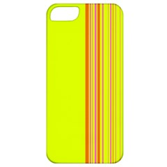 Lines Apple Iphone 5 Classic Hardshell Case by ValentinaDesign