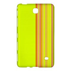 Lines Samsung Galaxy Tab 4 (7 ) Hardshell Case  by ValentinaDesign