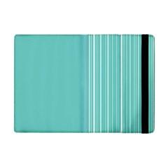 Lines Apple Ipad Mini Flip Case