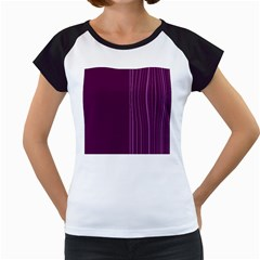 Lines Women s Cap Sleeve T by ValentinaDesign