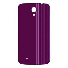 Lines Samsung Galaxy Mega I9200 Hardshell Back Case by ValentinaDesign