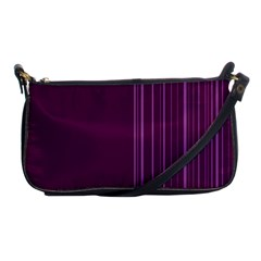 Lines Shoulder Clutch Bags by ValentinaDesign