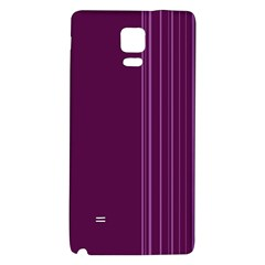 Lines Galaxy Note 4 Back Case by ValentinaDesign