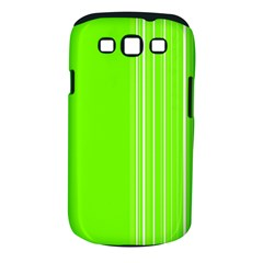 Lines Samsung Galaxy S Iii Classic Hardshell Case (pc+silicone) by ValentinaDesign