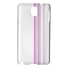Lines Samsung Galaxy Note 3 N9005 Hardshell Case by ValentinaDesign