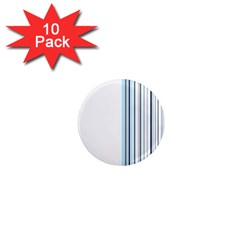 Lines 1  Mini Magnet (10 Pack)  by ValentinaDesign