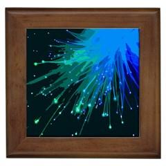 Big Bang Framed Tiles by ValentinaDesign
