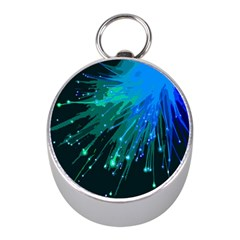 Big Bang Mini Silver Compasses by ValentinaDesign