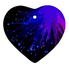 Big Bang Ornament (heart) by ValentinaDesign