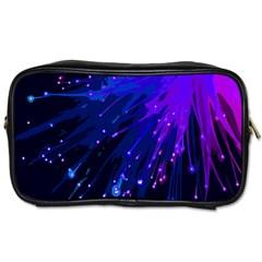 Big Bang Toiletries Bags 2 Side by ValentinaDesign