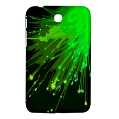 Big Bang Samsung Galaxy Tab 3 (7 ) P3200 Hardshell Case  by ValentinaDesign