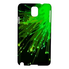 Big Bang Samsung Galaxy Note 3 N9005 Hardshell Case by ValentinaDesign