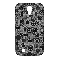 Abstract Grey End Of Day Samsung Galaxy Mega 6 3  I9200 Hardshell Case by Ivana