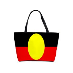 Flag Of Australian Aborigines Shoulder Handbags by Nexatart