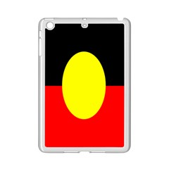 Flag Of Australian Aborigines Ipad Mini 2 Enamel Coated Cases by Nexatart