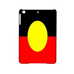 Flag Of Australian Aborigines Ipad Mini 2 Hardshell Cases by Nexatart