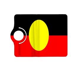 Flag Of Australian Aborigines Kindle Fire Hd (2013) Flip 360 Case by Nexatart