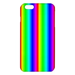Rainbow Gradient Iphone 6 Plus/6s Plus Tpu Case by Nexatart