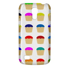 Colorful Cupcakes Pattern Galaxy S4 Mini