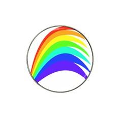 Rainbow Hat Clip Ball Marker