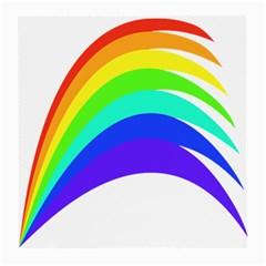 Rainbow Medium Glasses Cloth by Nexatart