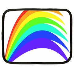 Rainbow Netbook Case (xl)