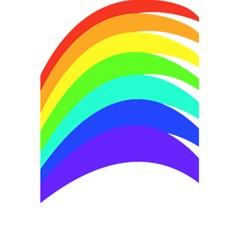 Rainbow 5 5  X 8 5  Notebooks by Nexatart