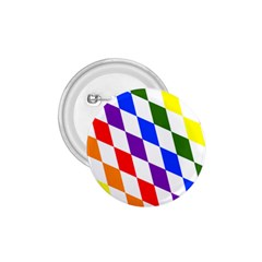 Rainbow Flag Bavaria 1 75  Buttons