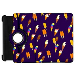Seamless Ice Cream Pattern Kindle Fire Hd 7
