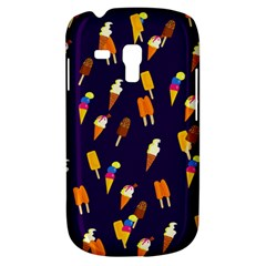 Seamless Ice Cream Pattern Galaxy S3 Mini by Nexatart