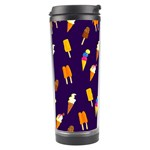 Seamless Ice Cream Pattern Travel Tumbler Left