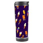 Seamless Ice Cream Pattern Travel Tumbler Center