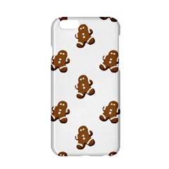 Gingerbread Seamless Pattern Apple Iphone 6/6s Hardshell Case by Nexatart
