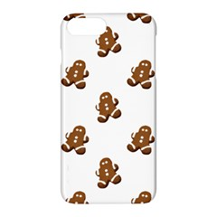 Gingerbread Seamless Pattern Apple Iphone 7 Plus Hardshell Case