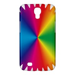 Rainbow Seal Re Imagined Samsung Galaxy Mega 6 3  I9200 Hardshell Case by Nexatart