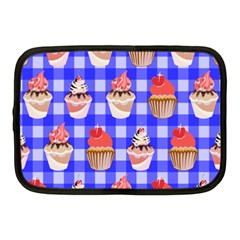 Cake Pattern Netbook Case (medium)  by Nexatart